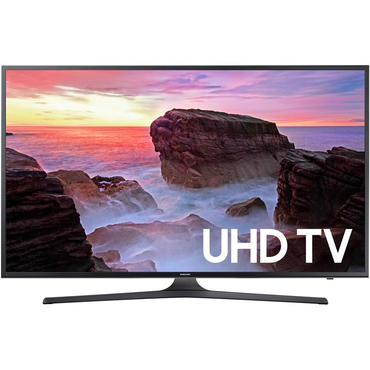 55 In. LED Ultra HD Flat Television