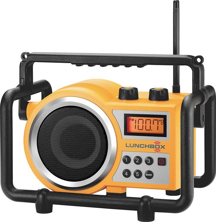 Worksite Radio- Lb100 Lunchbox