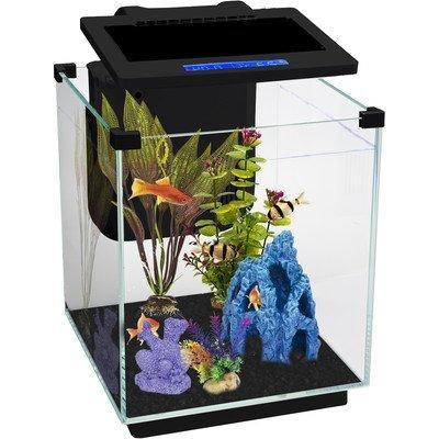 Penn Plax Simplicity 5.5 Pro Desktop Aquarium