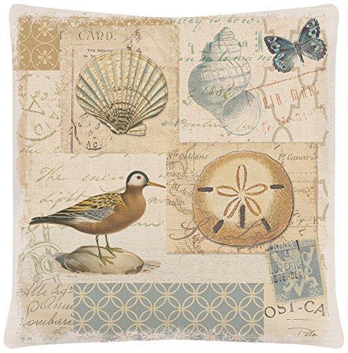 Shorebirds 18X18 Pillow