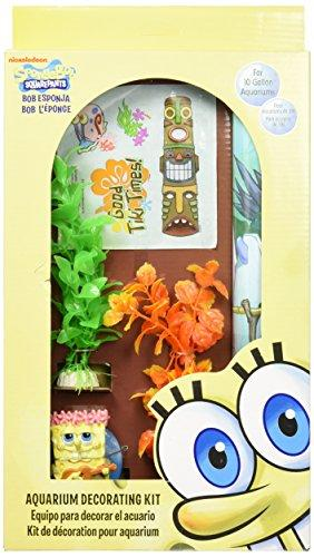 Spongebob Decorating Kit