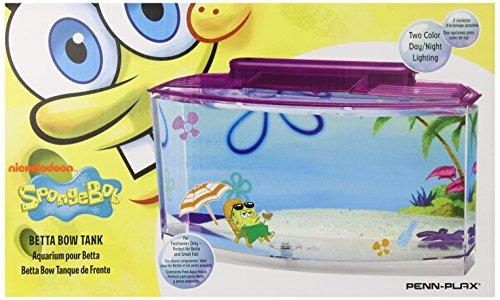 Spongebob Large Betta-Bow Front Kit