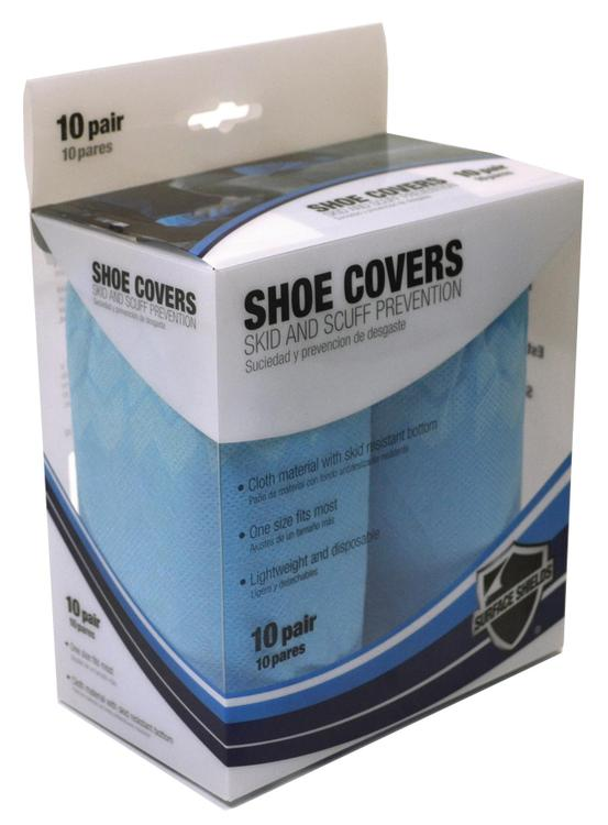 Sc3001Pb Shoe Covers 10Pr