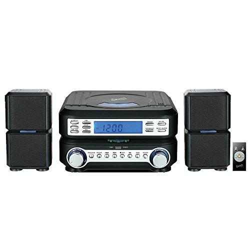 Bluetooth CD Mini System Black