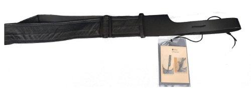 Deluxe Leather Slinger Strap (Black)
