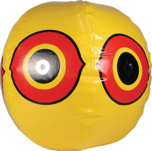 Scare Eyes Yellow
