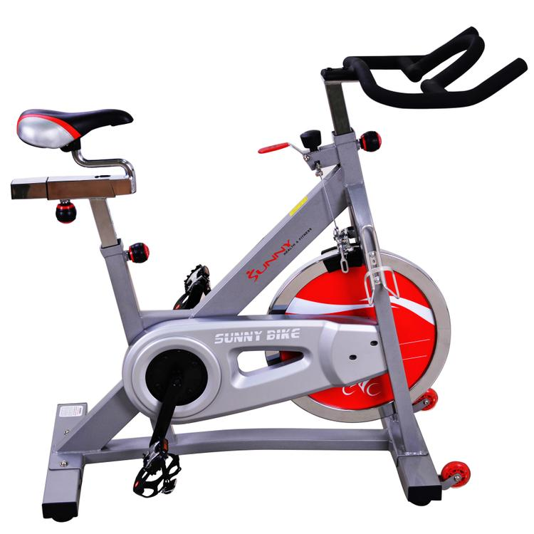 Sunny Health And Fitness Belt Drive Cycling Bike
