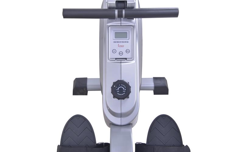 Sunny Health And Fitness Dual Function Rowing Machine