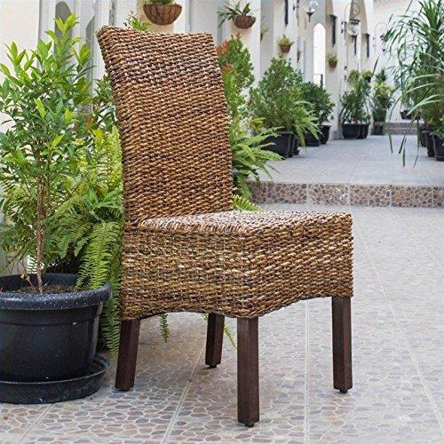 International Caravan Arizona Abaca Dining Chairs