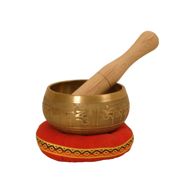 DOBANI Decorated Singing Bowl 4