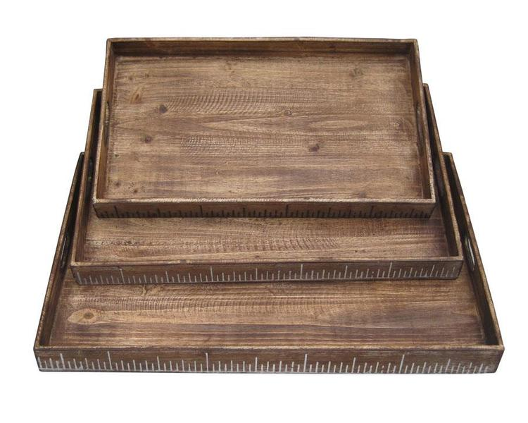 Ruler Tray Set