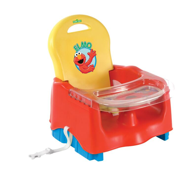 Elmo Fruits 'n Fun Booster Seat