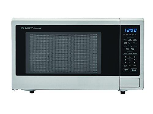 1000W Countertop Microwave Oven - ISTA 6 Packaging