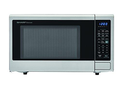 1100W Countertop Microwave Oven - ISTA 6 Packaging
