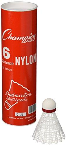 Nylon Outdoor Shuttlecocks