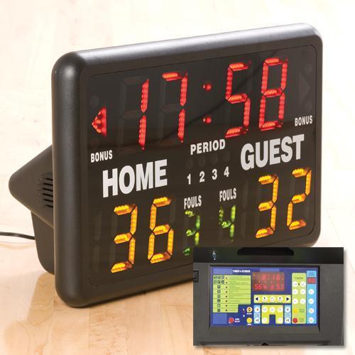 MacGregor Multisport Indoor Scoreboard with Remote