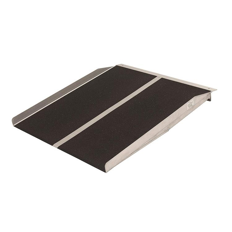 Prairie View 3-ft x 30-in Portable Solid Wheelchair Ramp 800 lb. Weight Capacity, Maximum 6
