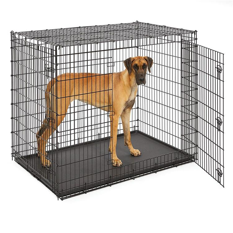 Solution Series Ginormous Double Door Dog Crate
