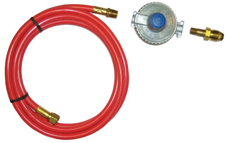Sl-1C Propane Hookup Kit