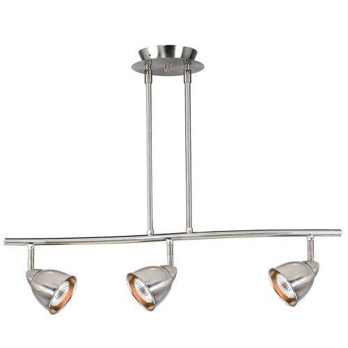 Cal Lighting Serpentine 3 Light Ceiling Fixture