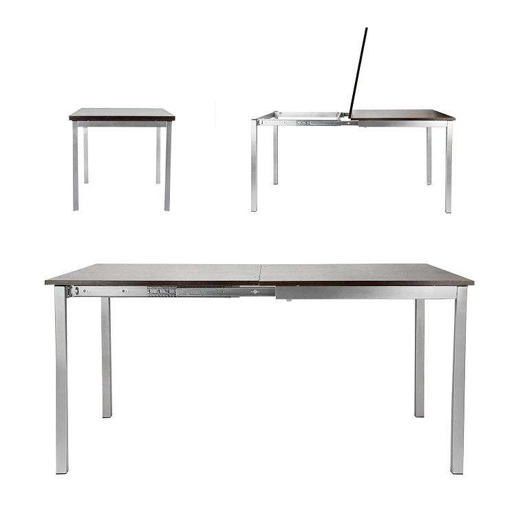 SpaceMaster Easy Slide Dining Table [Item # SM-CO-2253]