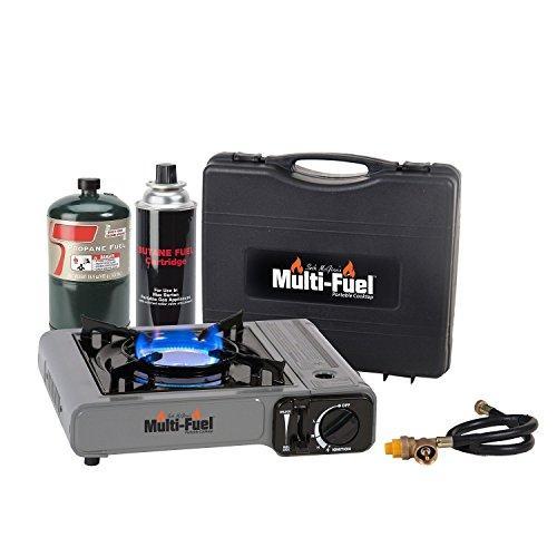 Seth Mcginn's Multi Fuel Burner