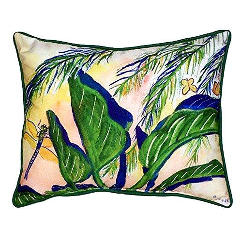 Elephant Ears Small Indoor/Outdoor Pillow 11x14