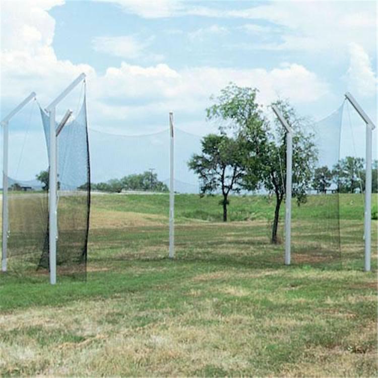 Aer-Flo High School Discus Cage Net
