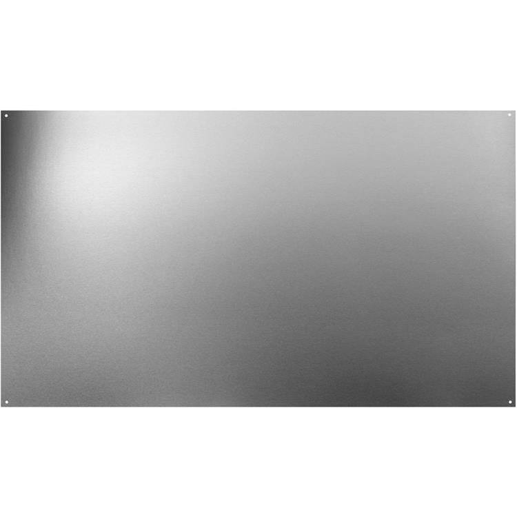Broan 36 In. Backsplash - Stainless Steel