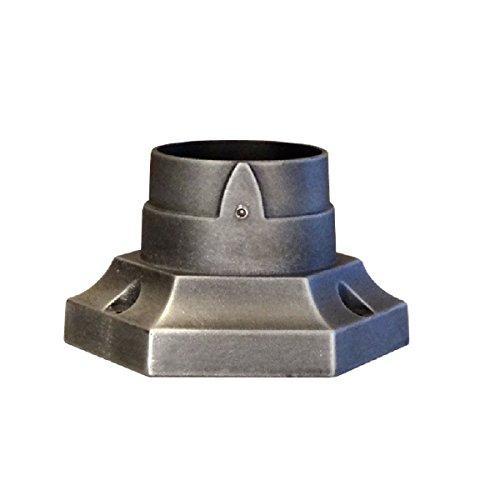 Aluminum Stub Post Base