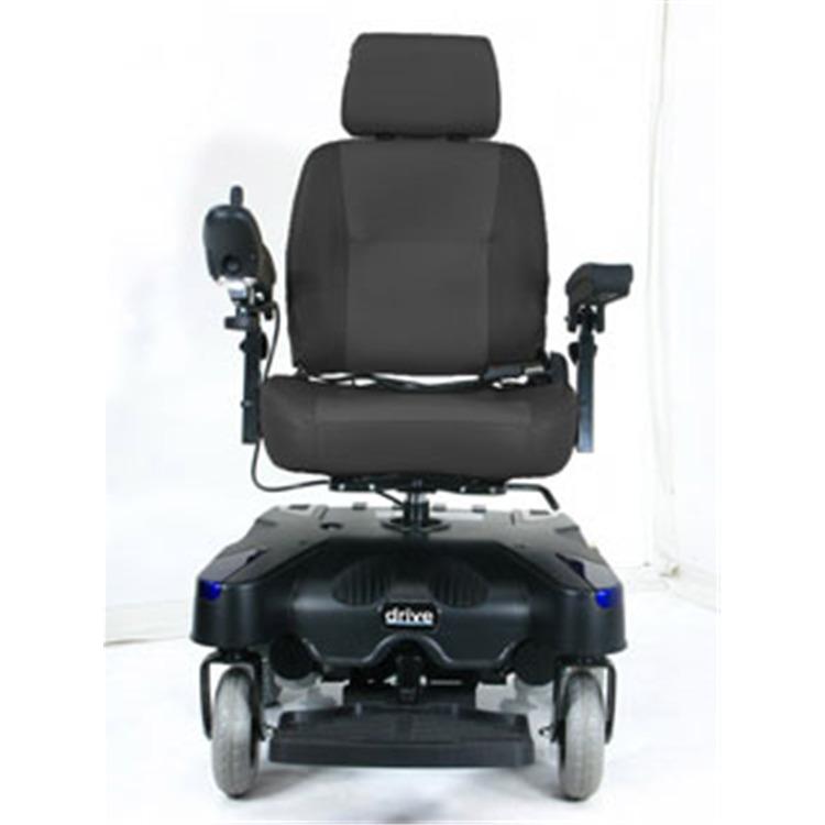 Sunfire EC Power Wheelchair [Item # SPEC-3C-BL]