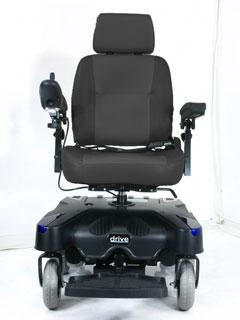 Sunfire EC Power Wheelchair [Item # SPEC-3C-R]