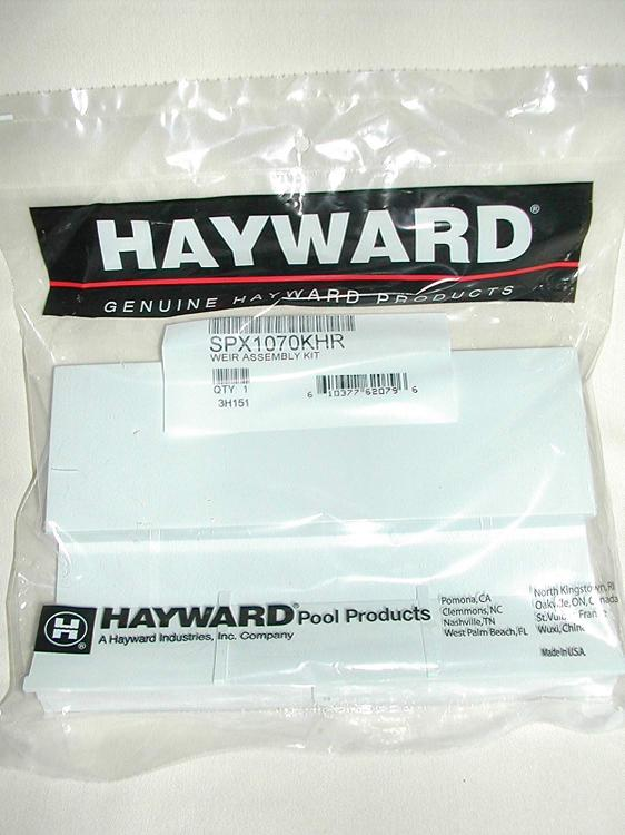 Hayward Weir Assembly Replacement Kit for Automatic Skimmers