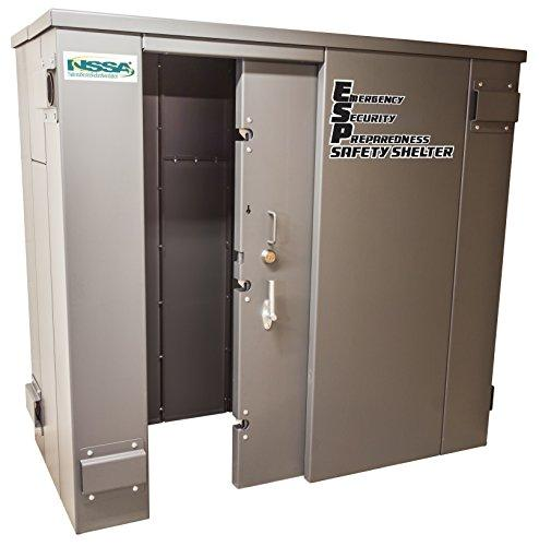 ESP Safety Shelter - 6 person private