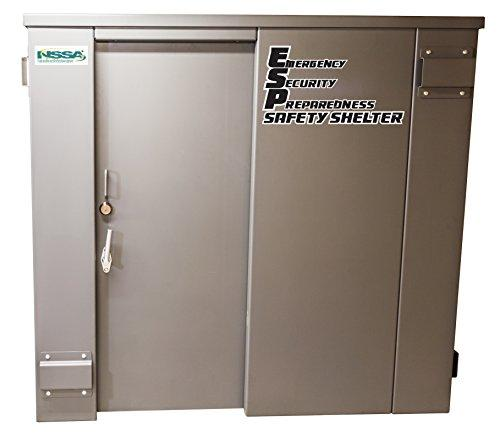 ESP Safety Shelter -  14 person private