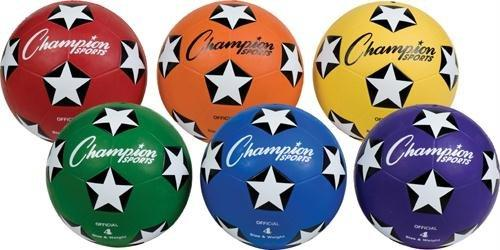 Rubber Cover Size 4 Soccer Ball Set