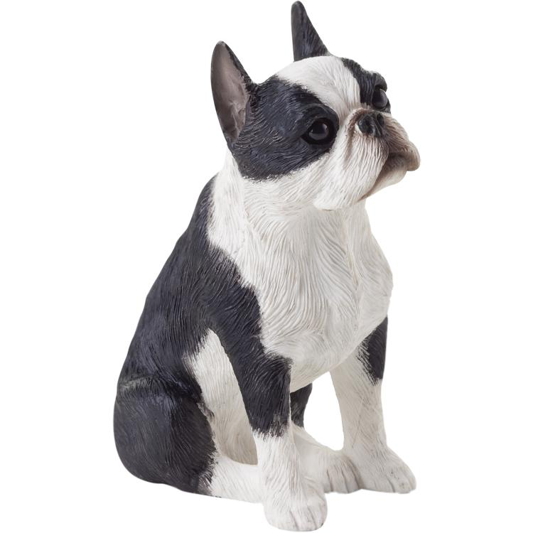 Sandicast Boston Terrier