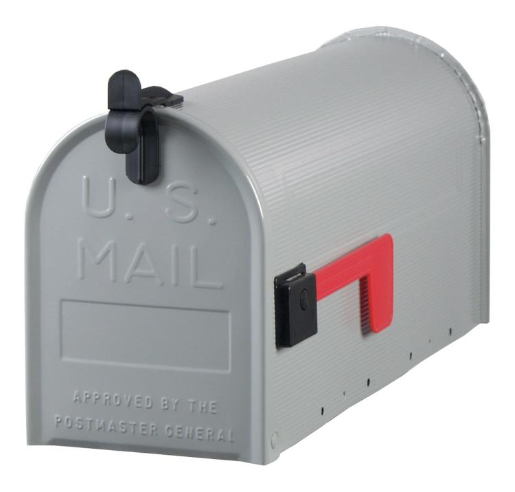 St10 Mailbox Rural Gry #1