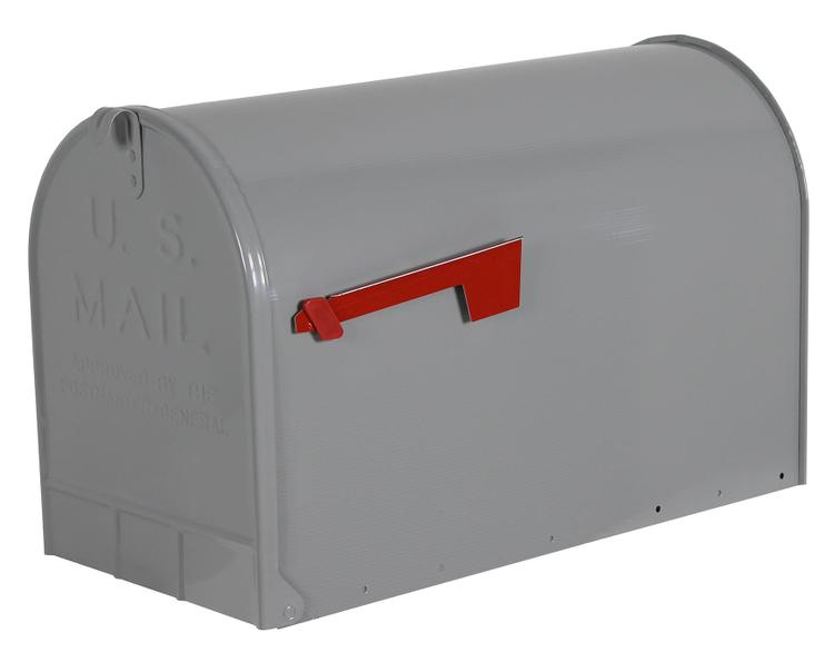 St200000 Mailbox Rural Gry #3