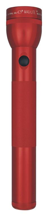 St3D036 Maglite 3Cell D Red