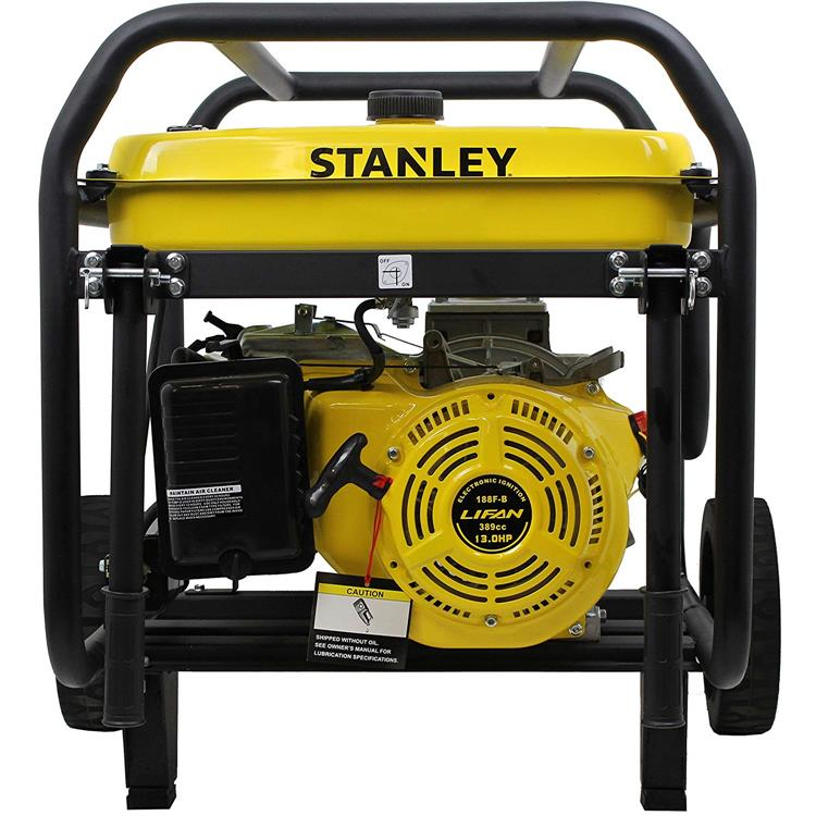 Lifan The STANLEY Dewatering Pumps are built to move large volumes of water.
