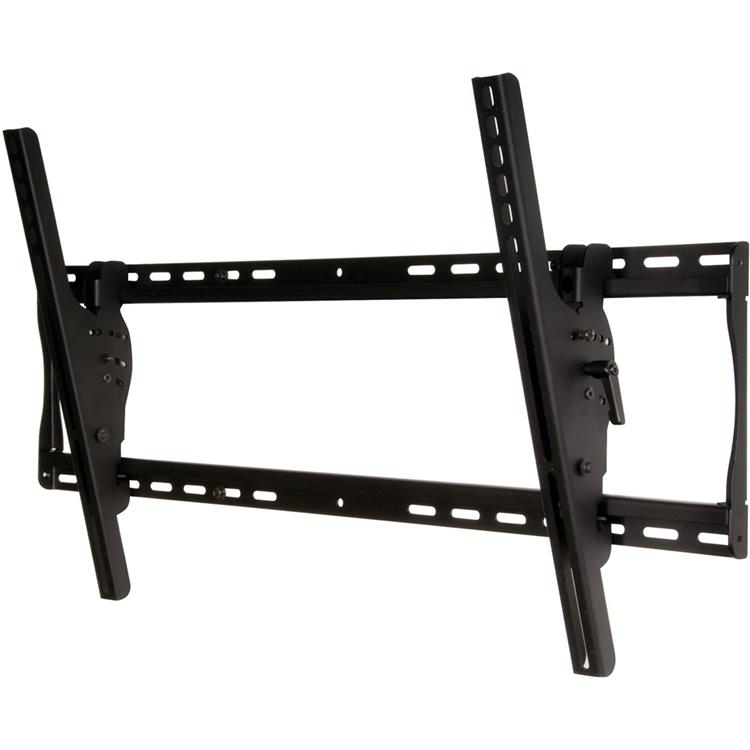 Peerless-AV Universal Tilt Mount for 37-63 In. Flat Panel Screens in Black