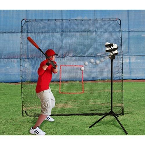 Heater Sports Big League Drop Toss & Big Play Net