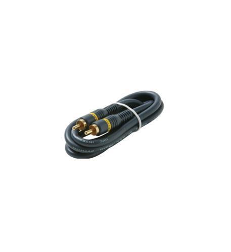 Rca-Rca Plug Python Gold