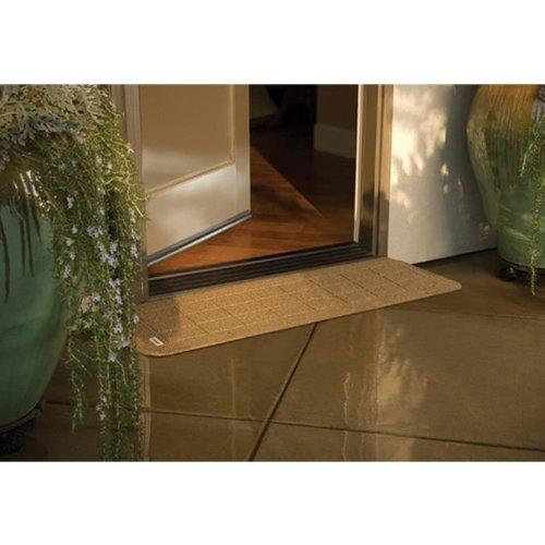 Stonecap Rubber Threshold Ramp