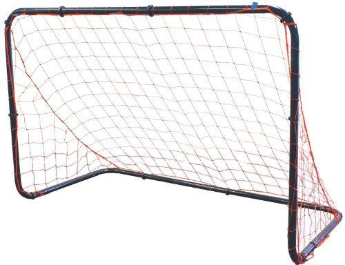 6' Black Shadow Steel Goal