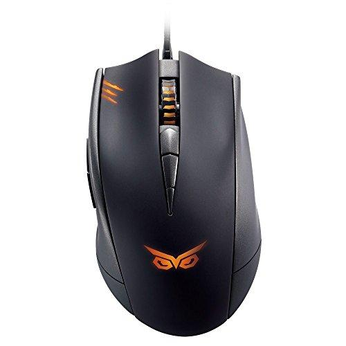 Asus Mouse Strix Claw USB 5000dpi Optical 8Buttons Retail