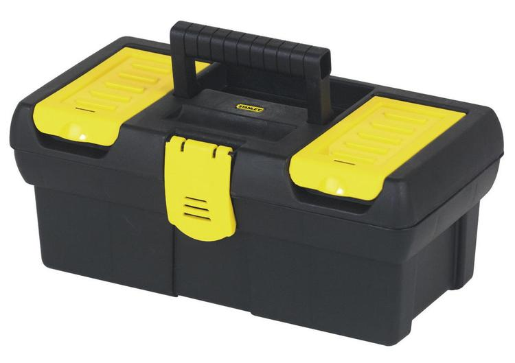 Stst13011 Toolbox W/Tray 12.5