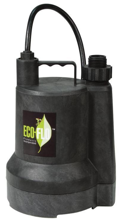 Sup54 Pump Sub Util 1/6Hp