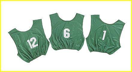 Practice Numbered Scrimmage Vest [Item # SVMWNGN]